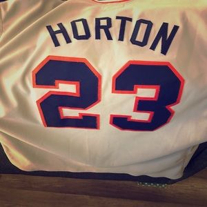 MITCHELL AND NESS DETROIT TIGERS JERSEY